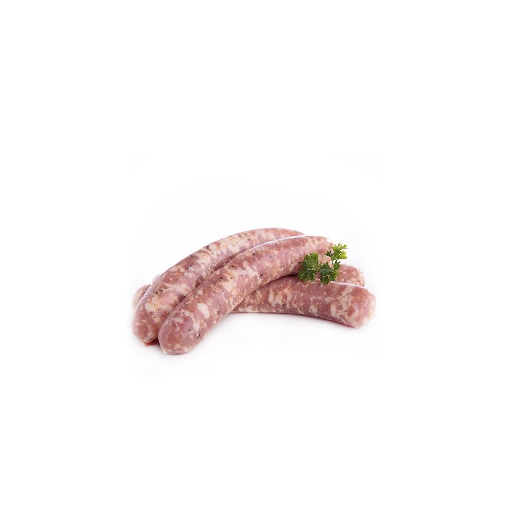 Saucisse de veau - Boucherie ARGANA, livraison du halal de ...